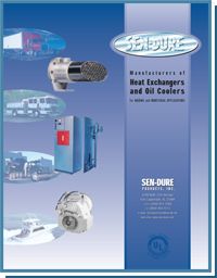 Marine Heat Exchangers Bowman Sen Dure Heat