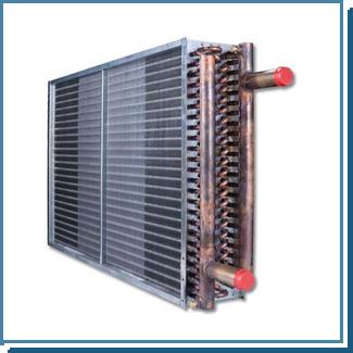 Hvac Industrial Heating Amp Cooling Coils Heat Exchanger